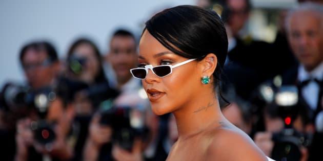 Emmanuel Macron va recevoir Rihanna à l'Elysée