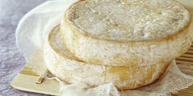 Reblochon cheeses