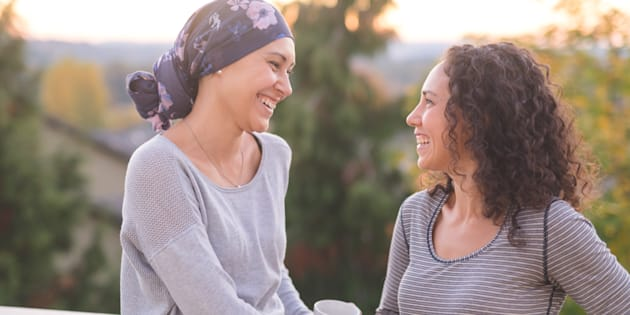 Le cancéreux qui évolue bien représente un acquis pour la société. Il peut permettre aux siens d'atteindre des niveaux de conscience supérieurs à ce qu'ils étaient avant sa maladie.