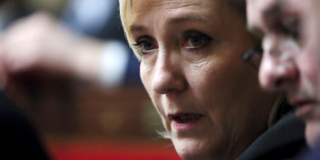 Vous n'avez pas changé, Madame la Présidente de l'ex-futur Front national – Rassemblement national
