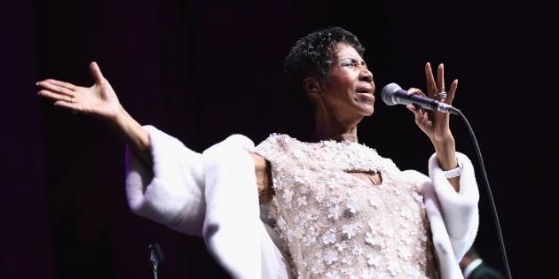 """Aretha Franklin, il cordoglio dei colleghi musicisti. """""""