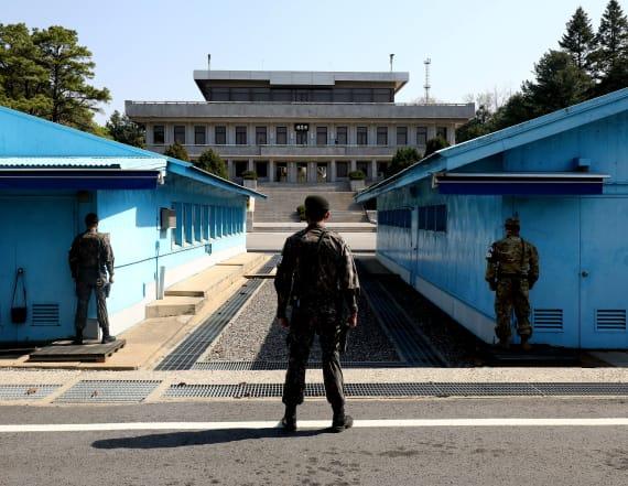 S. Korea stops blaring propaganda into N. Korea