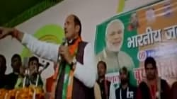 BJP MLA Suresh Rana Booked For Controversial Remark About Curfew In Three Districts In