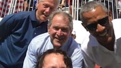 Questo selfie ha reso la President's Cup di Golf 2017 davvero