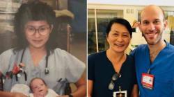 Infermiera salva la vita a un neonato prematuro: 28 anni dopo lavorano