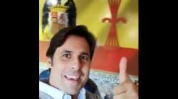 Fran Rivera, tras su vídeo en el bar franquista: