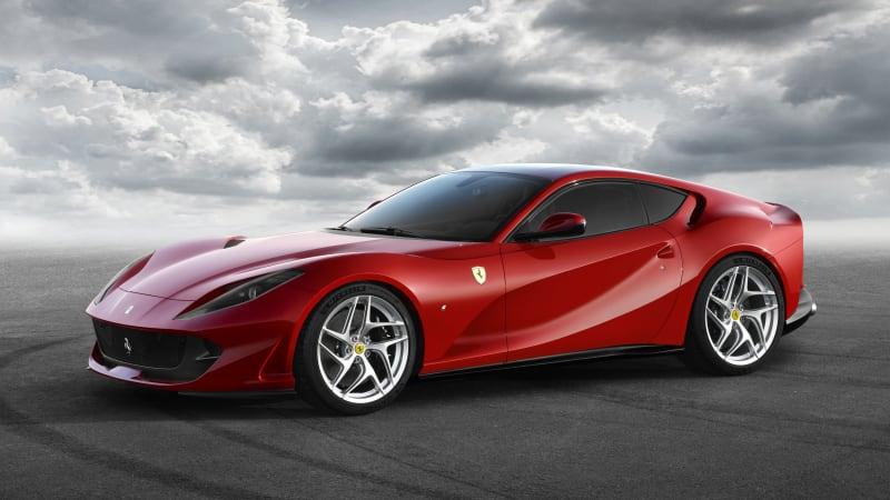 The New Ferrari 812 Superfast Has A 789 Hp V12 Is Self Explanatory