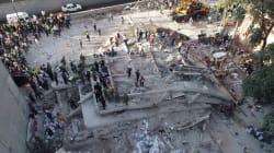 Un séisme de magnitude 7,1 frappe Mexico et ses alentours, plus de 200