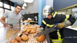 Ce calendrier des pompiers de Rennes n'est (vraiment) pas comme les
