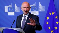 Moscovici charge le PS et renonce à une candidature comme tête de liste aux
