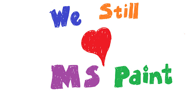 Microsoft va abandonner son logiciel Paint