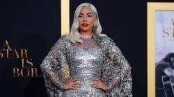 Lady Gaga en boule à facettes pour présenter