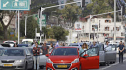 Sorprendentes fotos muestran cómo en Israel conmemoraron a víctimas del