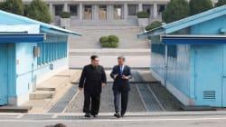 Le sommet Trump-Kim dans la Maison de la