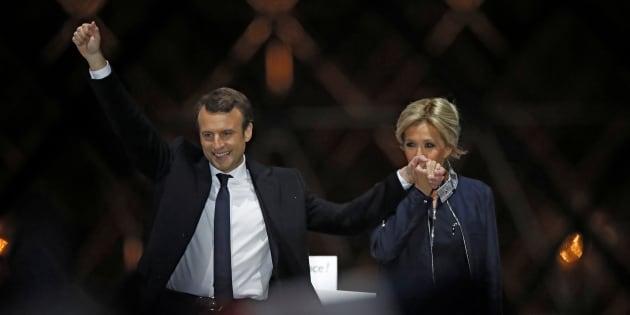 Emmanuel Macron élu plus jeune président de France: seuls trois chefs d'Etat dans le monde font mieux