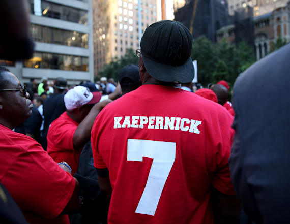 Kaepernick's lawyer has 'high degree of confidence'