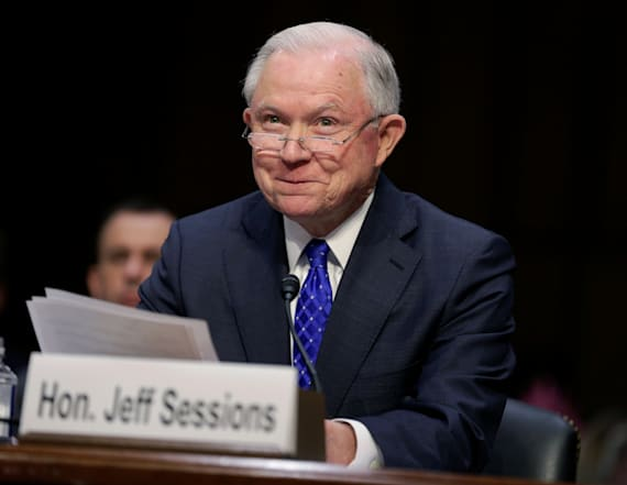 Sessions has awkward exchange with Dem over Mueller