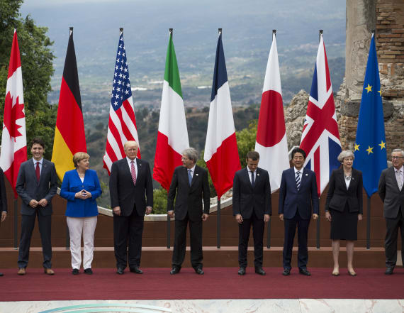 G-7 security tight in case of terrorist attack