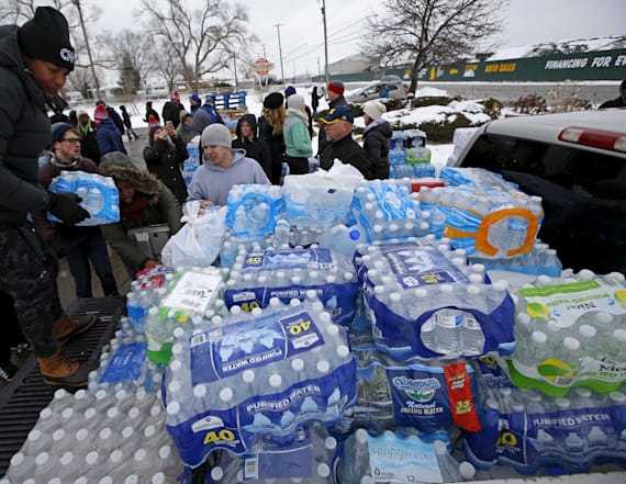 Residents in Flint still living with water crisis