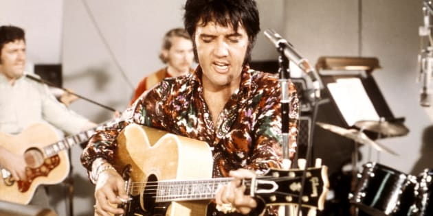 Gibson, la casa produttrice delle chitarre di Elvis Presley