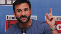 Saif Ali Khan Says He Might Change Taimur's Name Because He Doesn't Want Him To Be