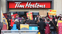 1 In 3 Tim Hortons Customers Say Their Opinion Of The Chain Is