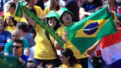 Atenção aos jogos deste fim de semana: Brasil, Argentina, França e Alemanha entram em