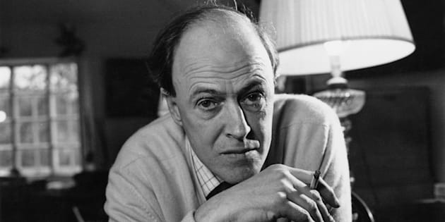 British writer Roald Dahl in 1971.