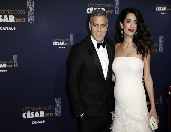 New details emerge on the Clooney twins