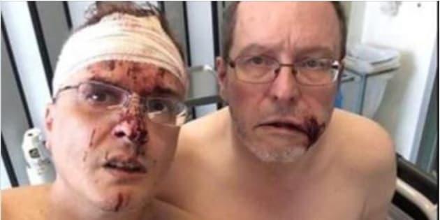 Belgio, aggressione omofoba: picchiati fumettista italiano e marito