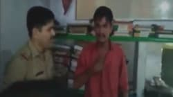 Watch: Samajwadi Party Neta's Nephew Slaps Policeman In