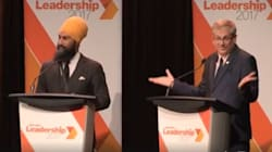 'I Will Not Lose,' Jagmeet Singh Tells Rival At NDP