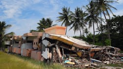 Los problemas que conlleva reconstruir una zona devastada por los