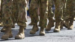 Australian Soldier Killed By Falling Tree