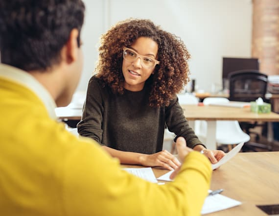 How to respond to one 'personal' interview question