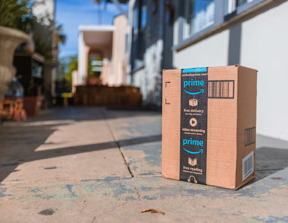 Keep your packages safe with this doorstep locker
