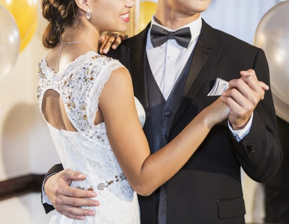 Teens upset over prom dress code