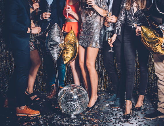 Over 15 statement pieces to rock on New Year's Eve