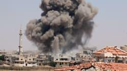 EU acusa a Siria de preparar otro ataque químico; Rusia lo