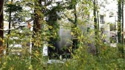 En Isère, l'incendie criminel de la gendarmerie revendiqué par un groupe féministe