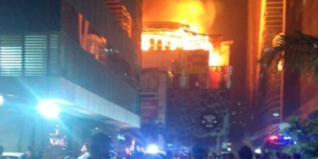 À Bombay, un incendie dans un restaurant fait au moins 14 morts