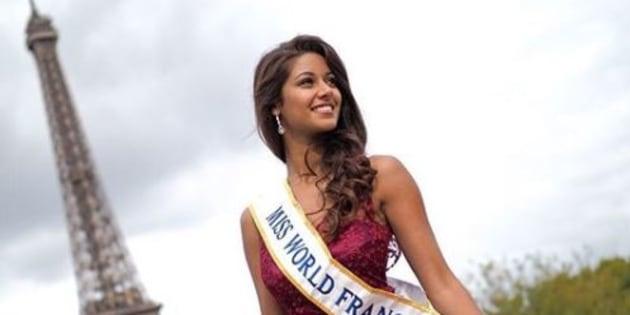 Aurore Kichenin représente la France en finale — Miss Monde