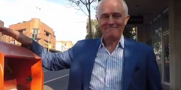 Malcolm Turnbull has cast his marriage equality postal vote,