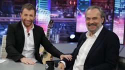 José Coronado se moja en 'El Hormiguero' sobre el último escándalo