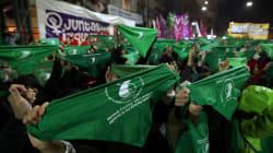 Comment le foulard vert est devenu un symbole pour le droit à