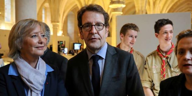 Le député de Paris Gilles Le Gendre a été élu au second tour président du groupe LREM à l'Assemblée nationale.