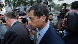 Anthony Weiner Slapped With Jail Time For Sexting A