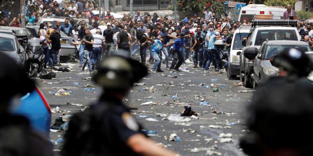 Violences meurtrières à Jérusalem et en Cisjordanie: risque-t-on une nouvelle intifada?