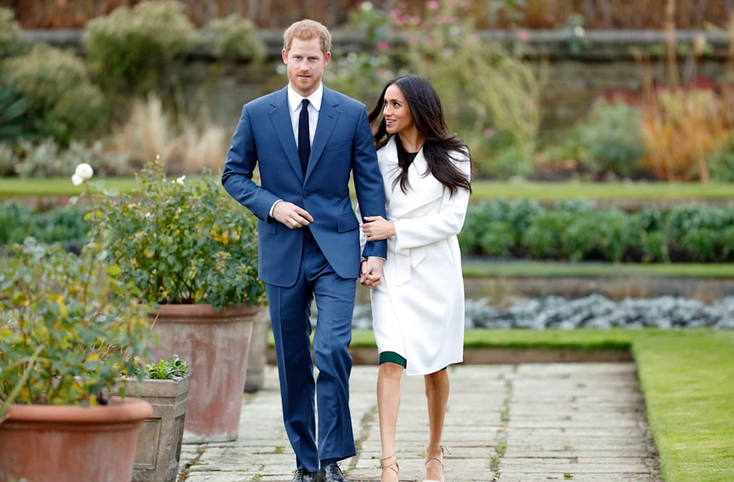 Image result for Prince Harry and Meghan Markle's Wedding