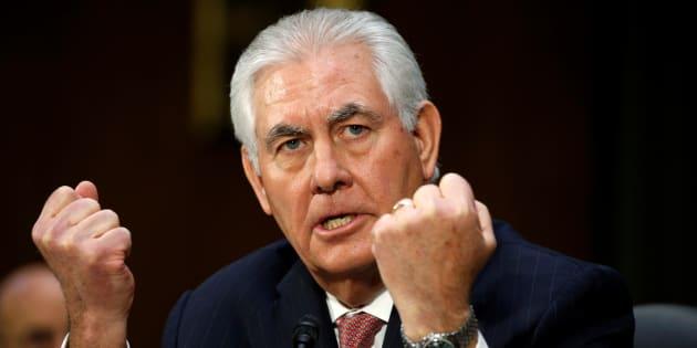 Le Sénat américain approuve l'ultra-controversé Rex Tillerson comme secrétaire d'Etat de Donald Trump